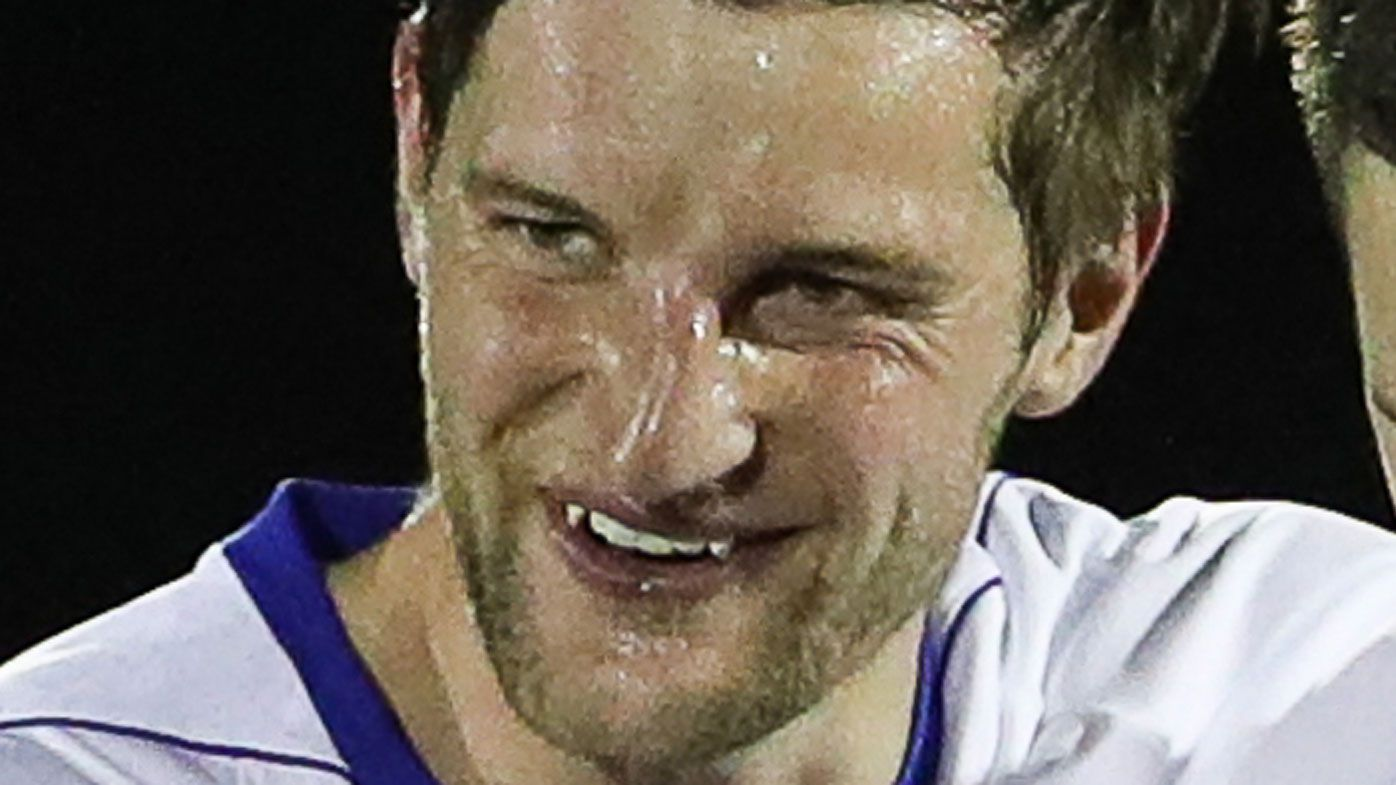 Former A-League player Andy Brennan first Aussie footballer to come out as gay