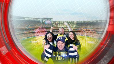 Diehard fans