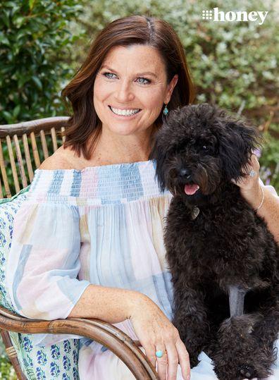 Jenny Morrison, Scott Morrison's wife