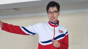 Alek Sigley has been arrested in North Korea.
