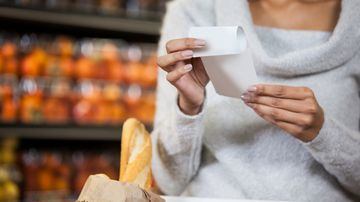 Why you should always check your supermarket receipts