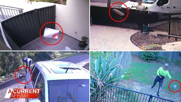 Disgruntled customers share CCTV exposing careless delivery drivers