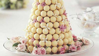 "<a href=""http://kitchen.nine.com.au/2016/05/17/10/36/white-chocolate-truffle-cake"" target=""_top"">White Chocolate Truffle Cake</a>"