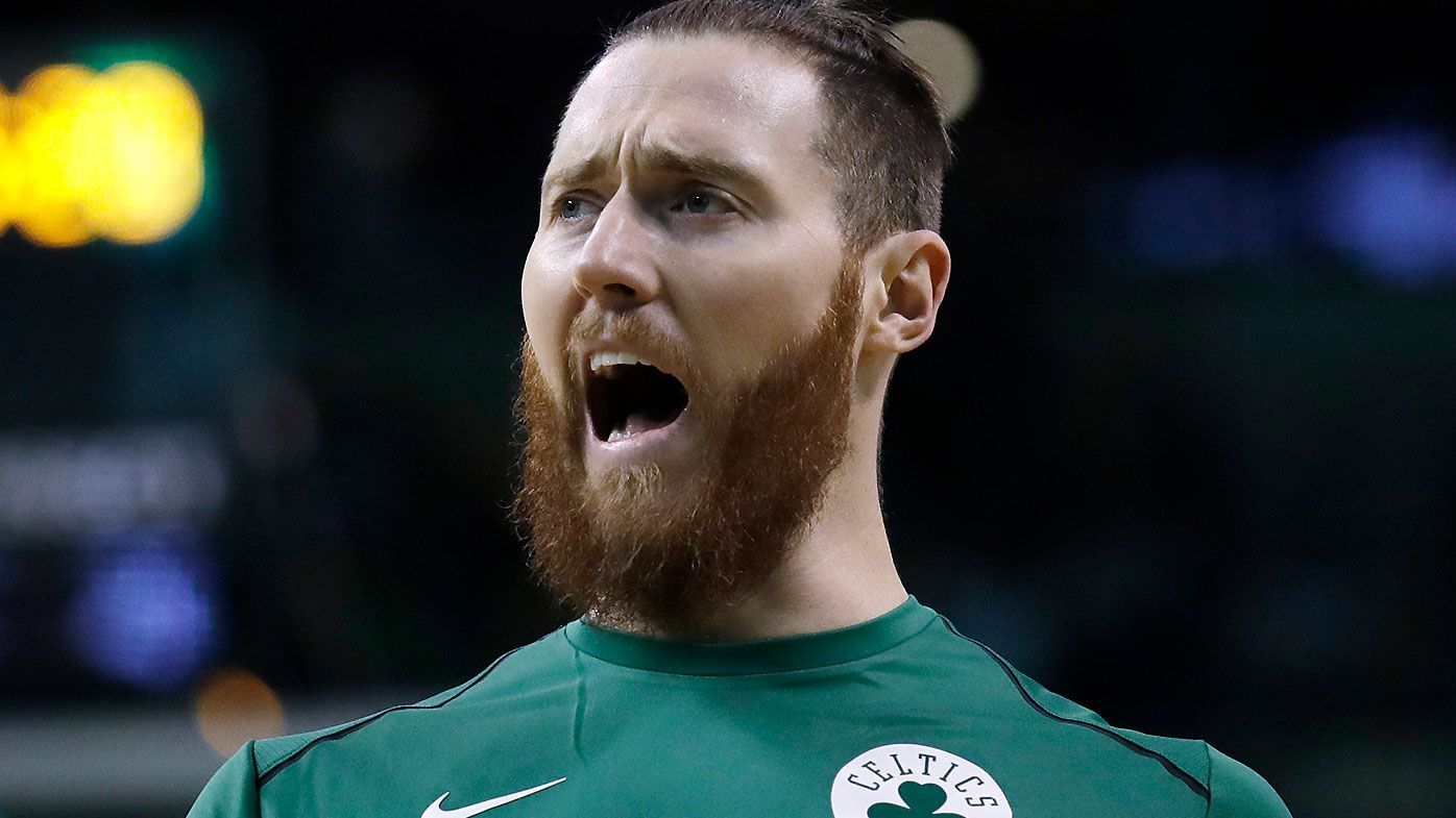 Aron Baynes re-signs with Boston Celtics on two-year, $11 million deal