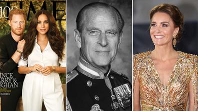Prince Harry, Meghan Markle, Prince Philip, Kate Middleton