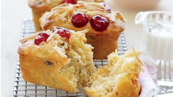 Fast fruit cakes