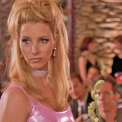 Lisa Kudrow as Michele Weinberger: Then