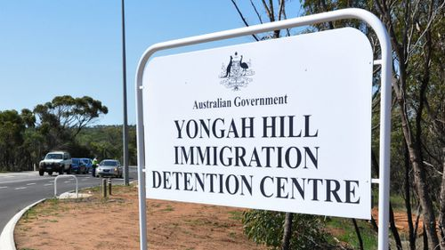 Iranian asylum seeker 'near death' after hunger strike in WA