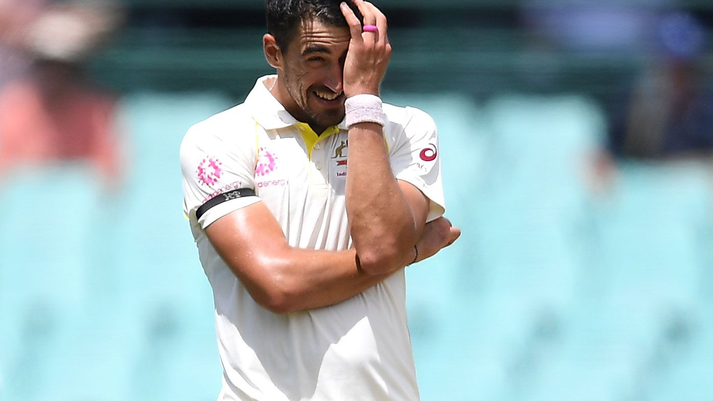 Mitchell Starc injury sounds Ashes alarm for Australia