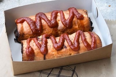Best Sausage Roll: Bourke Street Bakery, NSW