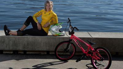 Caroline Buchanan (BMX)