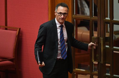 Greens leader Richard Di Natale also slammed the plan, saying it is a policy designed to sole Coalition party room issues.