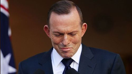 Tony Abbott's electorate say it's time he quit politics