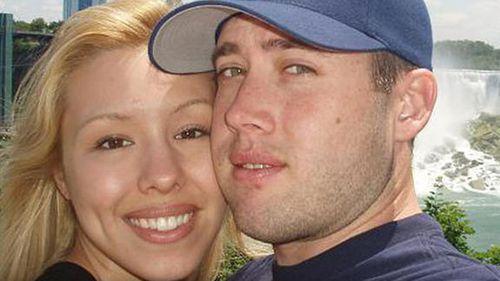 Jodi Arias and Travis Alexander. (Supplied)
