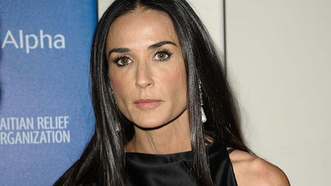 Reports: 'Anorexic' Demi Moore inhales nitrous oxide, is addicted to prescription meds