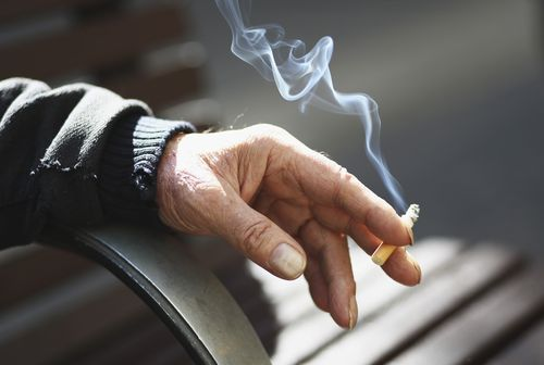 Quit Victoria is hoping to stamp out smoking from the state by 2025. Picture: Supplied