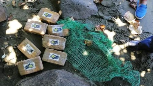 Bricks of cocaine with a street value of millions began washing up in eastern coastal provinces in the Philippines, over several months in 2019.