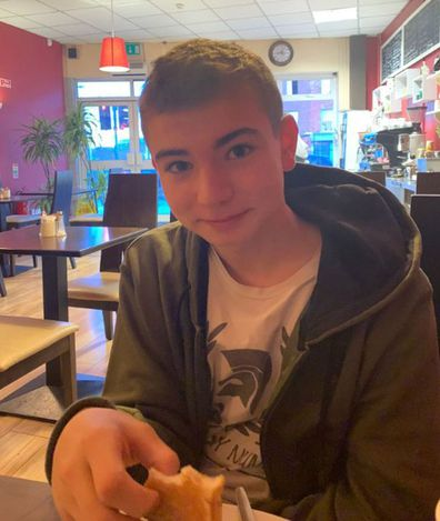 Sinead O'Connor asks for prayers for son Shane Lunny.