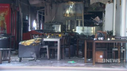 Driver of ute that caused Ravenshoe café explosion 'heartbroken' after learning the truth