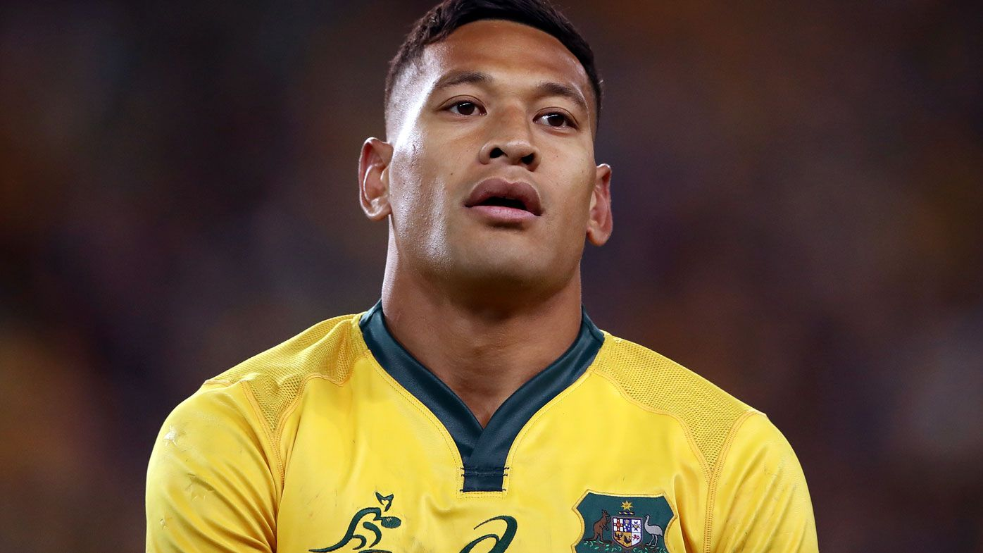 Rugby Australia set to sack Israel Folau after second social media controversy
