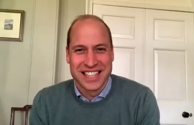 Prince William has been taking the time out to call health care workers in the UK and thank them for their service.