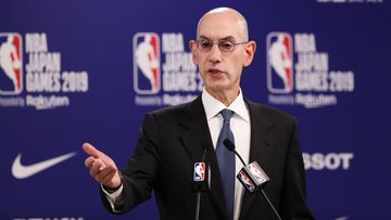NBA commissioner Adam Silver has been caught in between defending free speech and protecting the sport's biggest overseas fanbase.