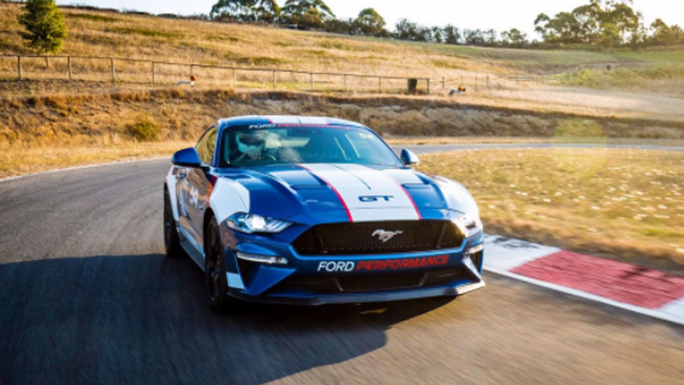 Holden takes cheeky dig at Ford over return of Mustang to Supercars circuit in 2019