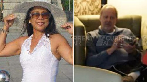 Marilou Danley has faced questioning over her relationship with Paddock. (Supplied)