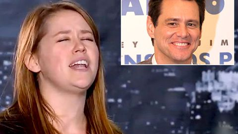 Video: Jim Carrey's daughter auditions for American Idol