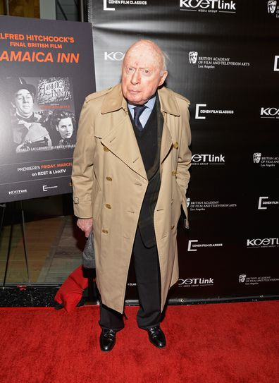 Norman Lloyd at SilverScreen Theater at the Pacific Design Center on March 21, 2017 in West Hollywood, California.