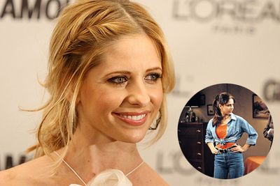 Before she graced our screens as the original vampire-lovin' warrior, Buffy Summers, Sarah Michelle Gellar was forging a name for herself as the tumultuous teen, Kendall Hart, in <i>All My Children</i>. The role scored Gellar a Daytime Emmy Award and caught the attention of her future boss, the ever-brilliant Joss Whedon.