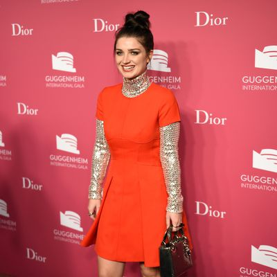 Bono's daughter Eve Hewson is one to watch