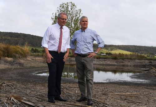 Prime Minister Scott Morrison and Australian Deputy Prime Minister Michael McCormack will outline the new drought fund at a special summit.