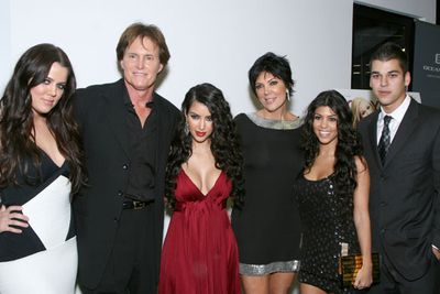 Kim and her krazy family made a splash in 2007 with their reality show Keeping Up With The Kardashians.