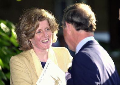 Prince Charles attends a church music series concert as does Princess Diana's sister Lady Jane Fellowes.