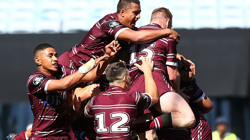 Holden Cup: Manly Sea Eagles snatch NRL U20s grand final win from Parramatta Eels