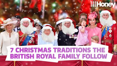 How the royal family celebrate Christmas