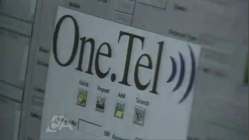 The failure of OneTel infuriated Kerry.
