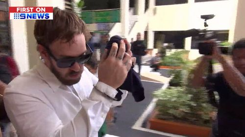 Joshua Baker has been sentenced to 10 months in a rehab facility in Bali. (9NEWS)