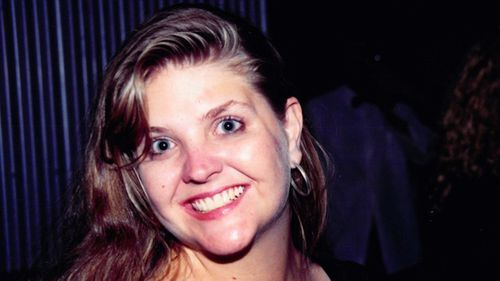 Jane Rimmer's body was found in bushland.