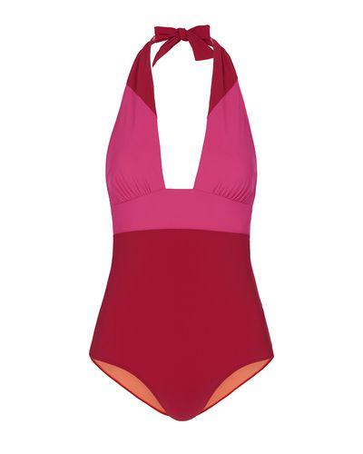 "<a href=""http://heidiklumintimates.com.au/swim"" target=""_blank"">Heidi Klum Swim Savannah Sunset Folded Midrise, $189.</a>"