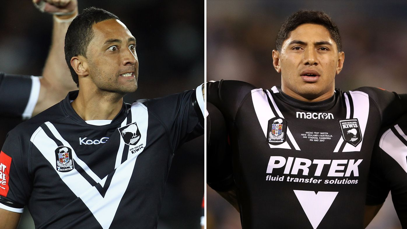 Benji critical of Taumalolo's NZ RLWC snub