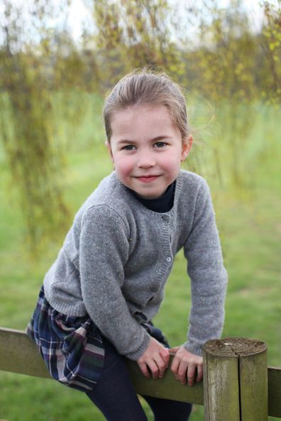 Kate Middleton reveals George and Charlotte love photography
