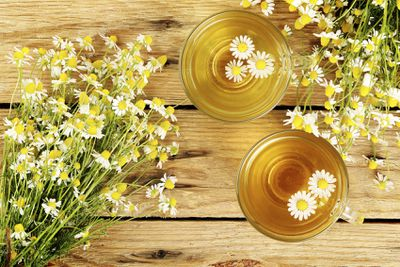 <strong>Chamomile tea</strong>