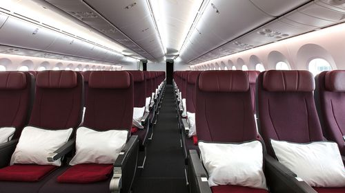 Qantas has said the economy cabins on the new route will be as good as premium economy on other planes.