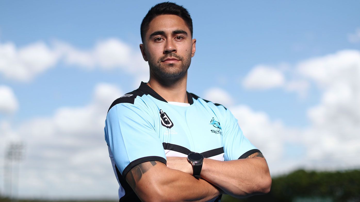 Shaun Johnson gels with Chad Townsend after switch to Cronulla Sharks