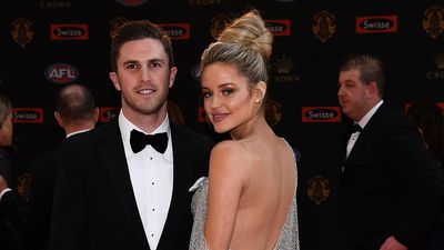 AFL Brownlow Medal 2017 Gallery - WAGs and players