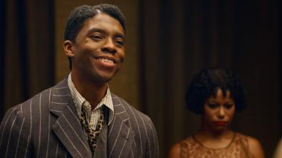 'Ma Rainey's Black Bottom' is Boseman's final film.