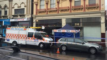 Handcuffed man dies in police custody after Melbourne pub assault