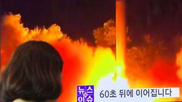 Weapons industry capitalising on North Korea-US rhetoric